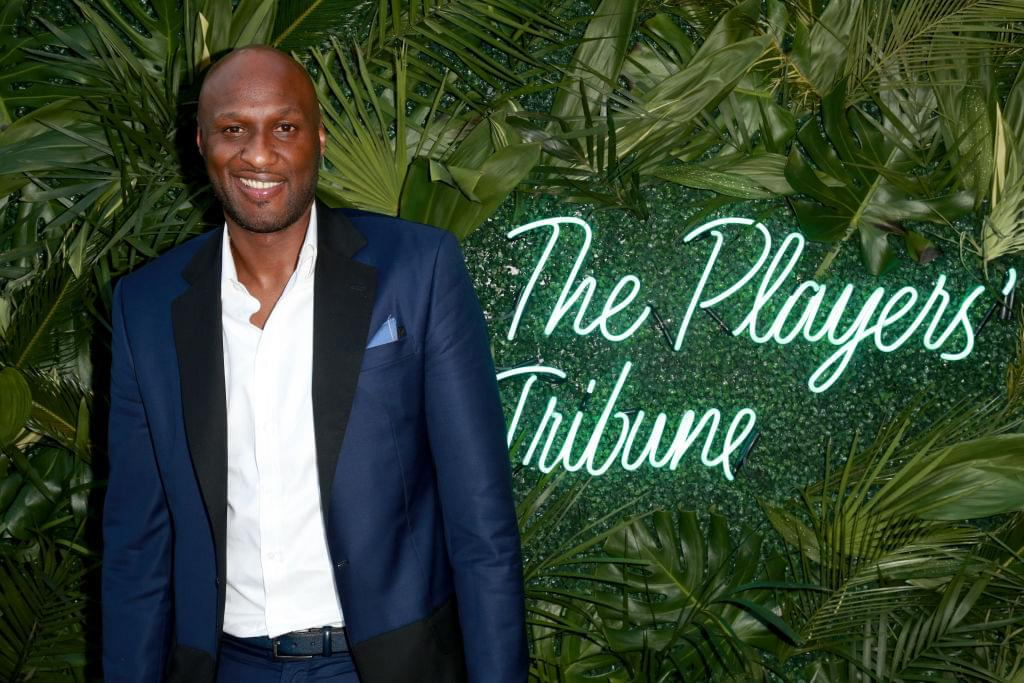 """Lamar Odom Has Been Spotted Leaving Miami Club With """"Three Or Four Women"""""""