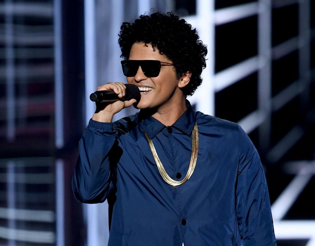 Bruno Mars To Play Prince In Upcoming Movie