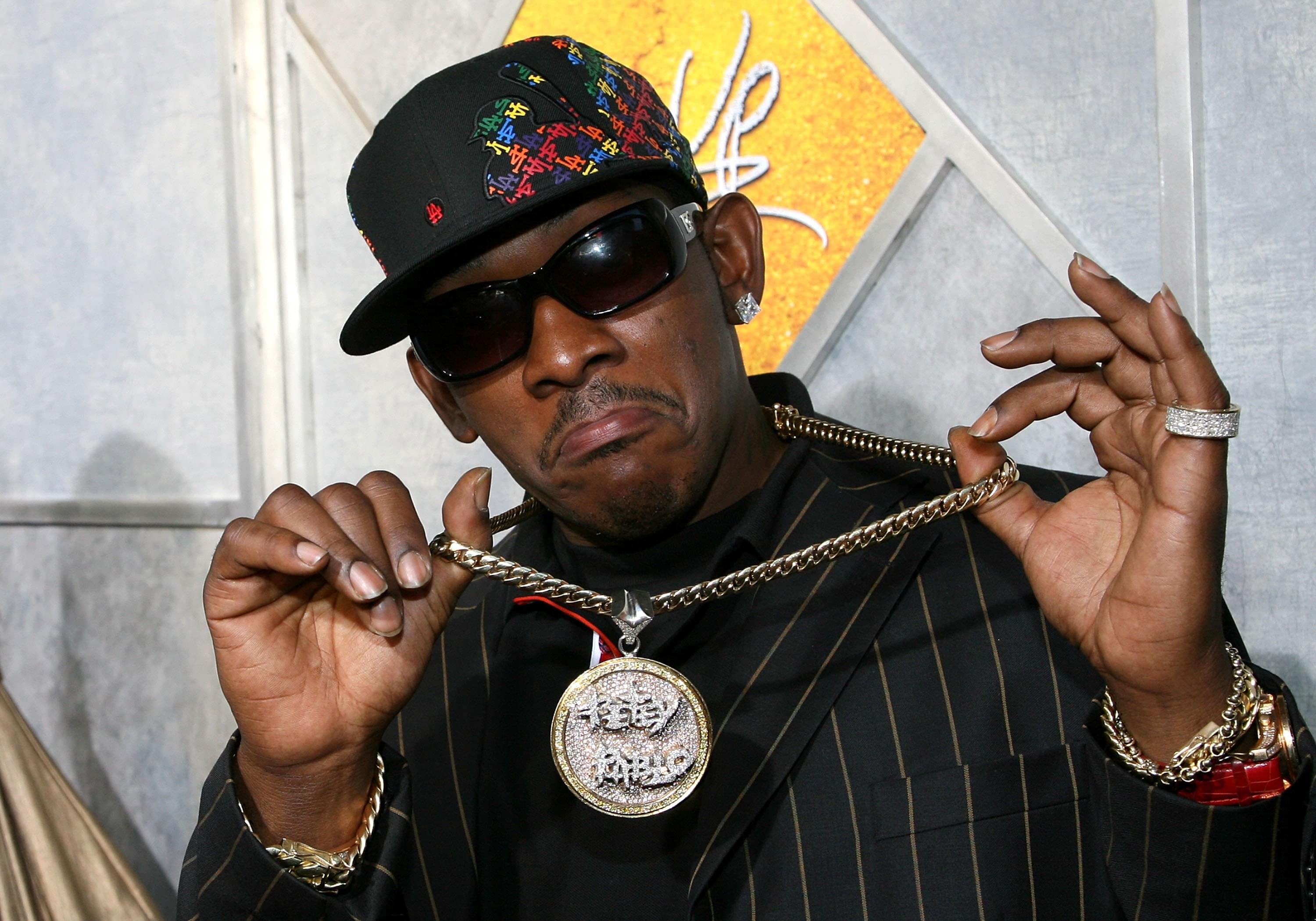 Petey Pablo Set To Release Comeback Album In November