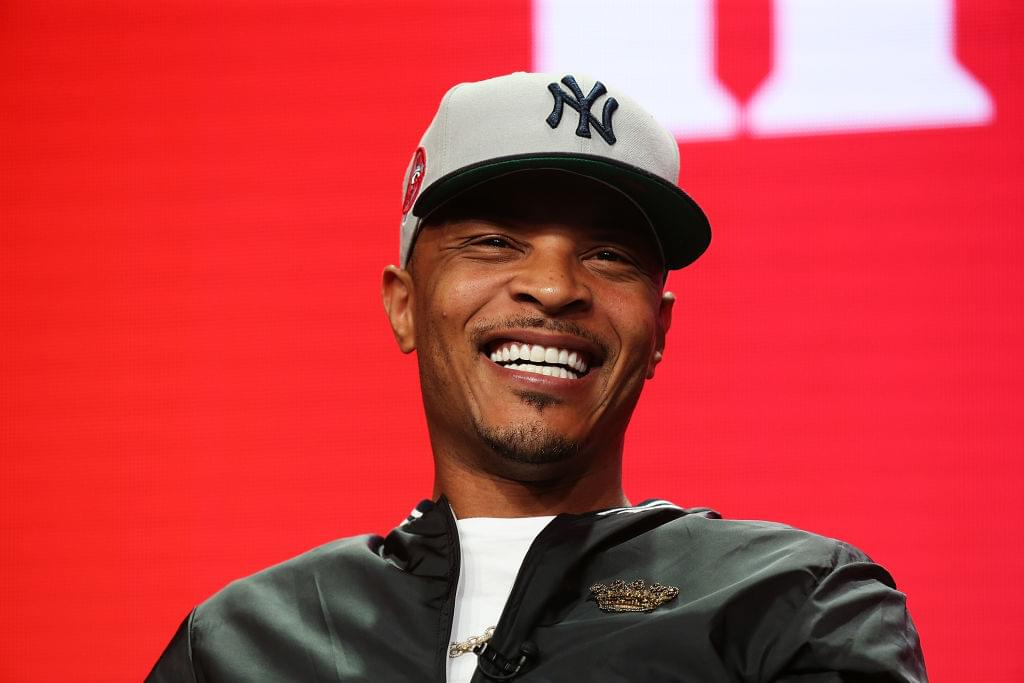 T.I. Is Curating A Trap Music Pop-Up Museum In Atlanta