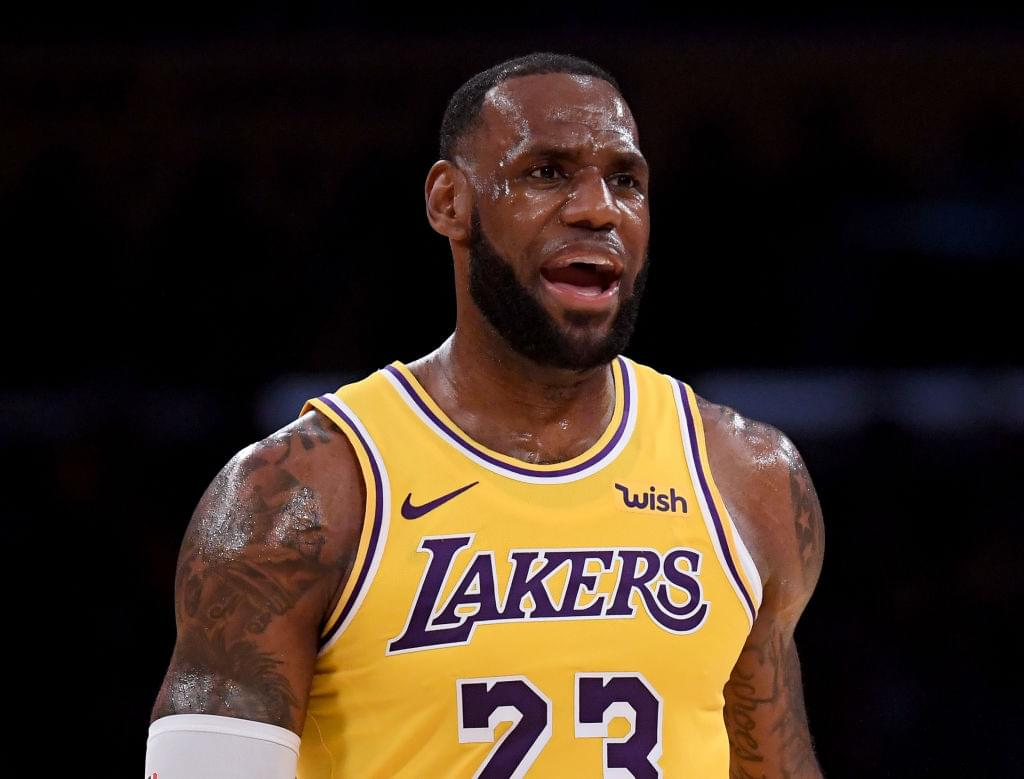 LeBron James Adds Armed Security At LA Home