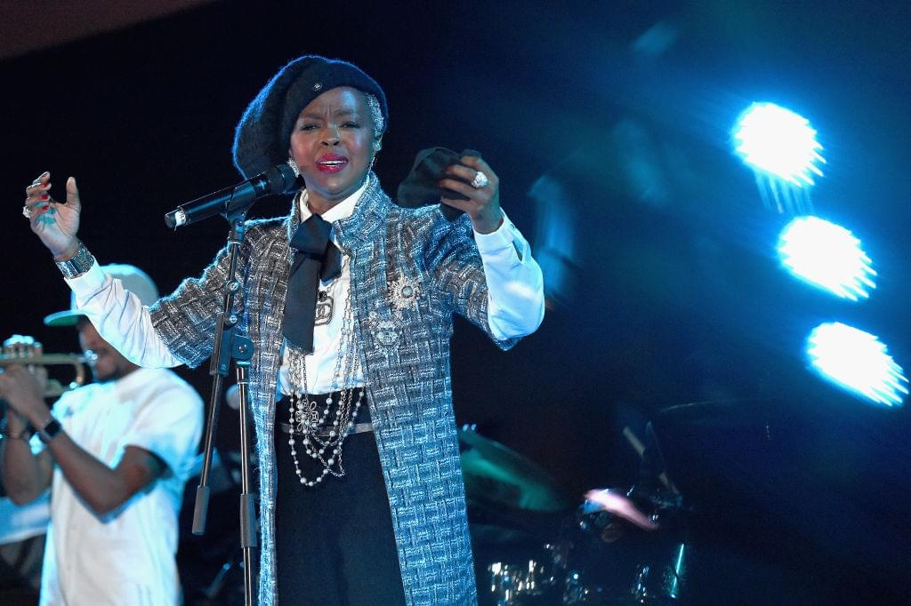 Lauryn Hill Reportedly Wins $65K Settlement After Suing Family Member