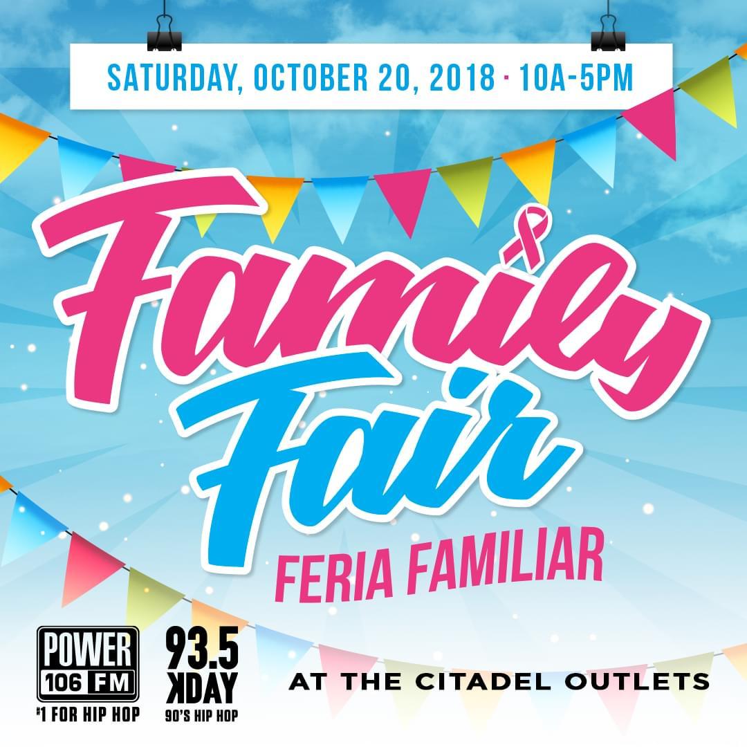 KWHY-22 TV Presents: Feria Familiar Family Fair
