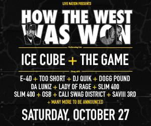 Live Nation Presents: How The West Was Won
