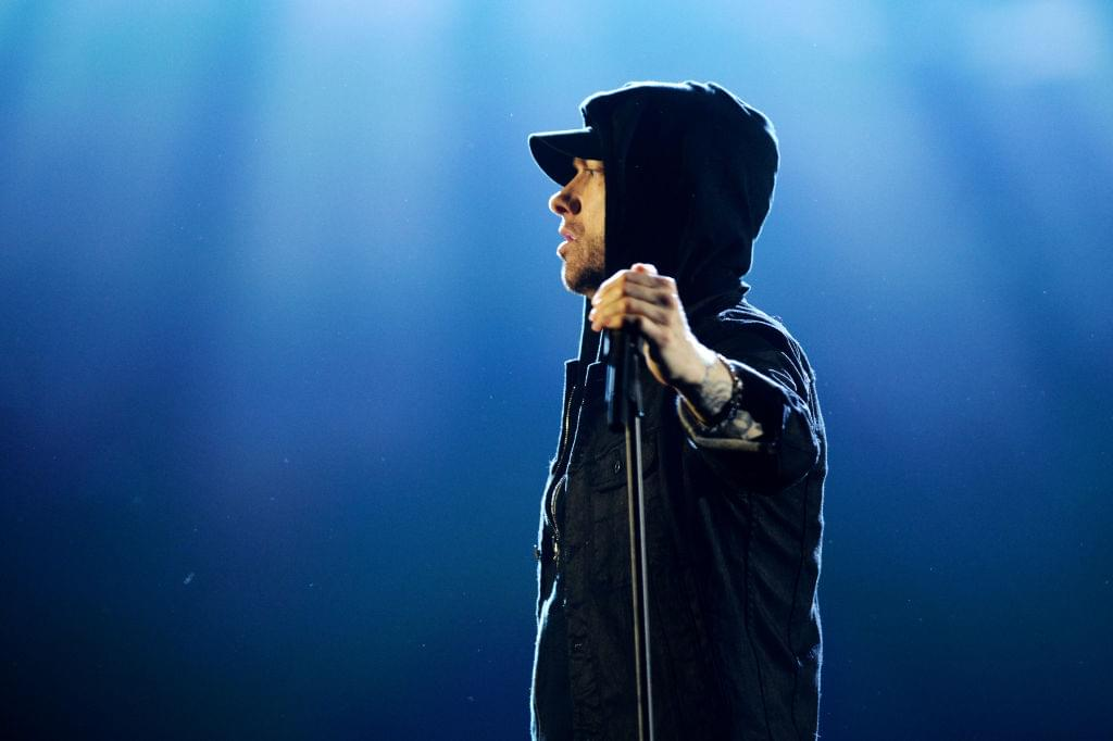 Eminem Talks About His Anti-Trump BET Cypher