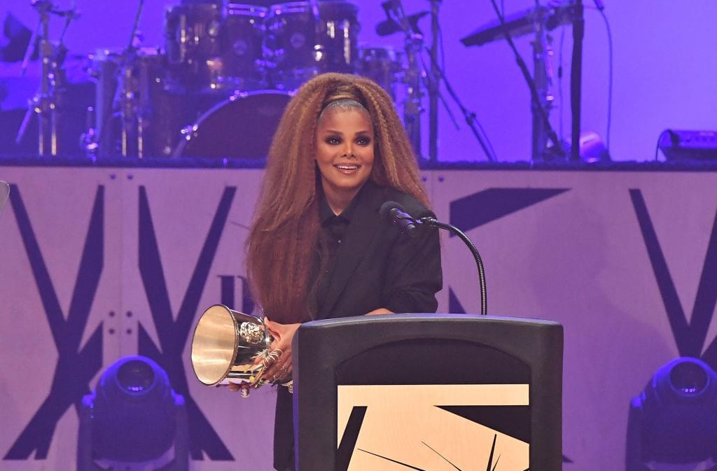 Janet Jackson To Receive Global Icon Award