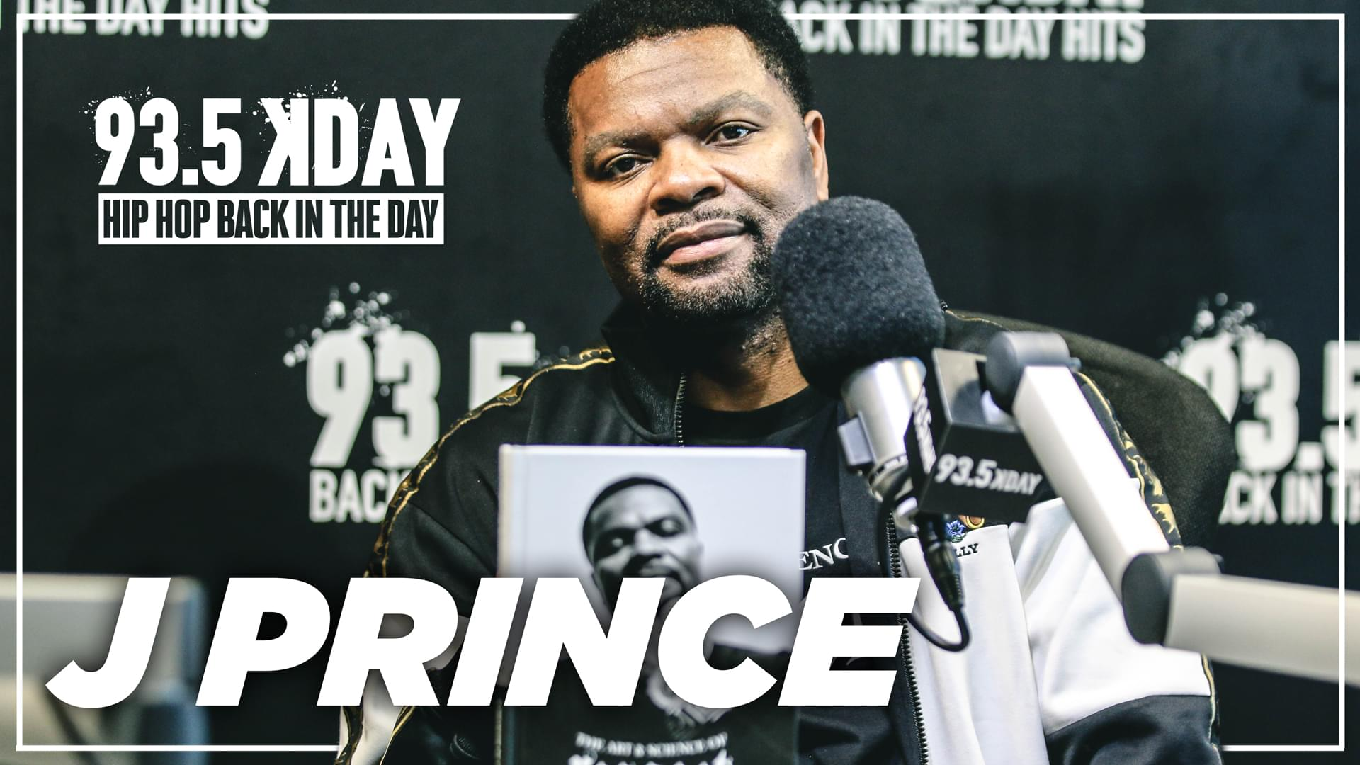 J Prince On 'The Art Of Science & Respect,' Drake's Secret Kanye Diss Track + Pimp C's Death