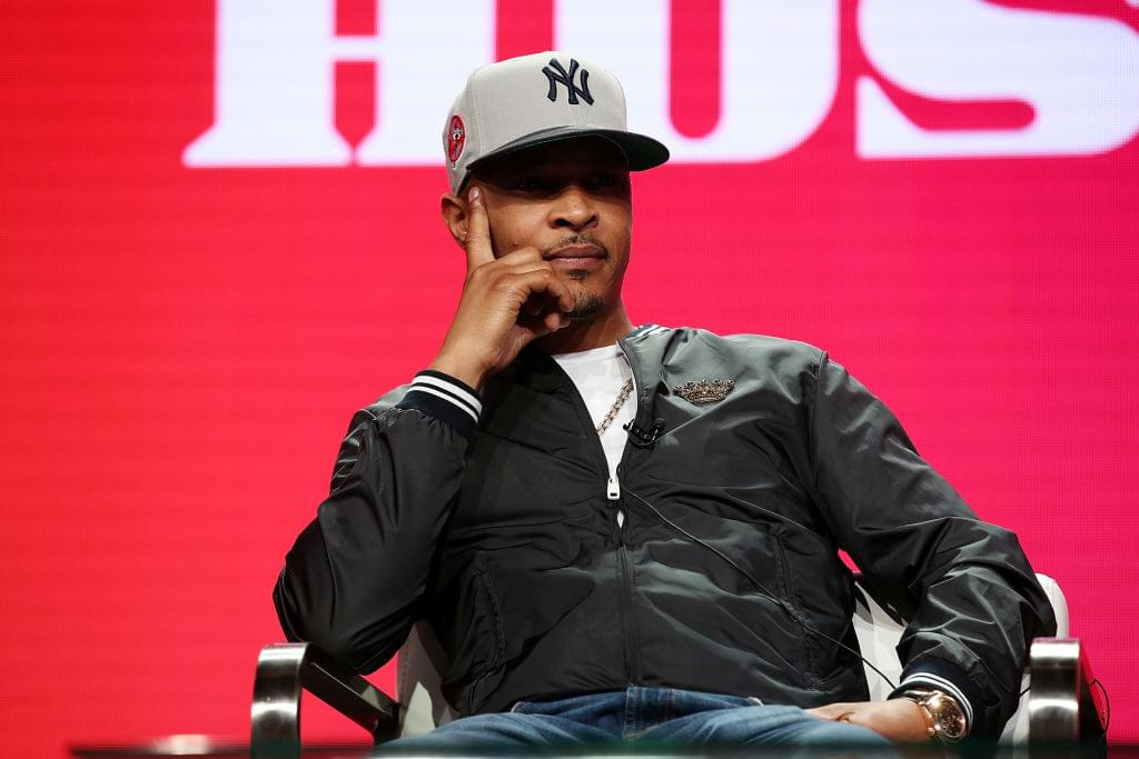 T.I. Sued By Ex-Employees For Alleged Fraud