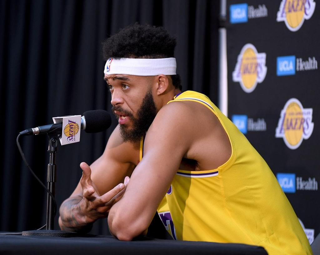"Lakers' JaVale McGee Blames ""Asthma Stigma"" For Hindered Career"