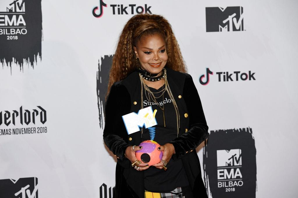 "Janet Jackson's Message To Women: ""I Stand With You. You Are My Sisters"""