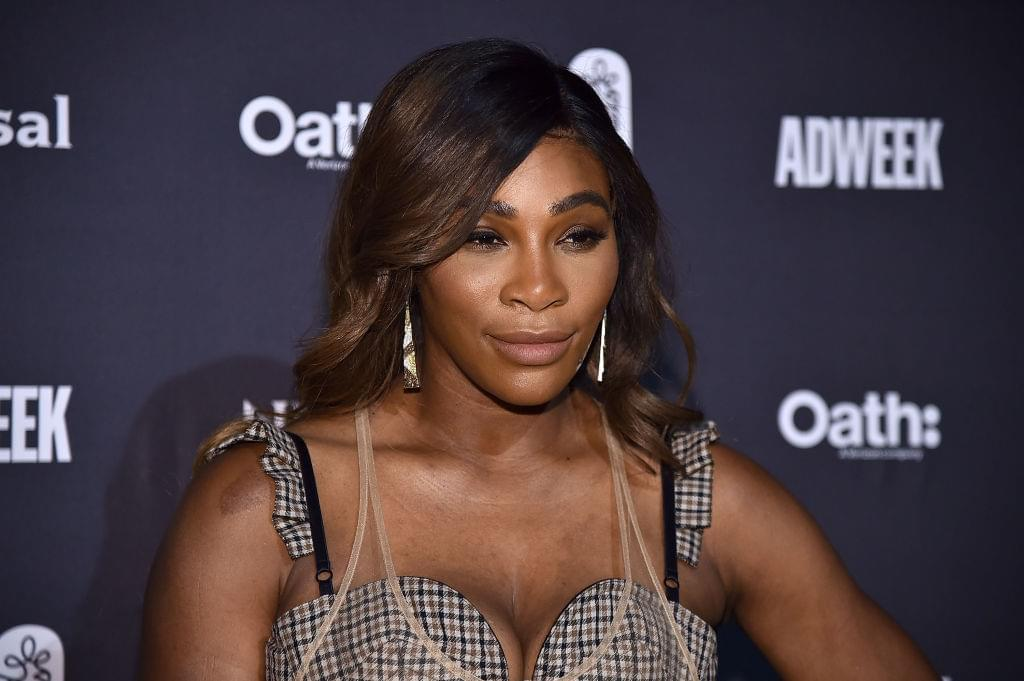 Serena Williams is GQ's Woman Of The Year!