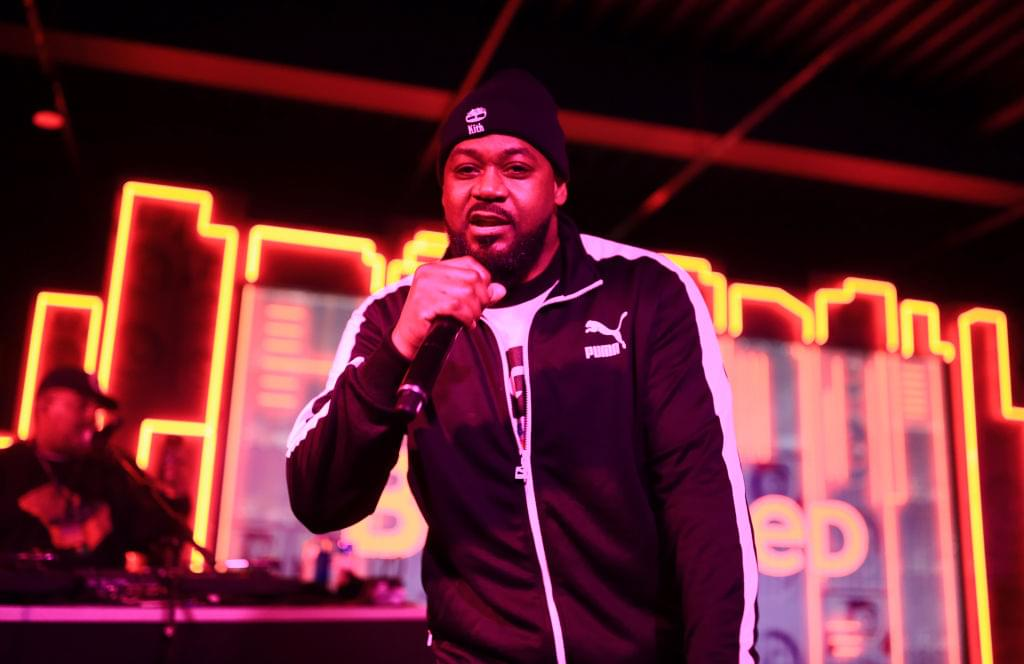 Ghostface Killah Announces 'Ghost Files' Album Will Receive Double Remix