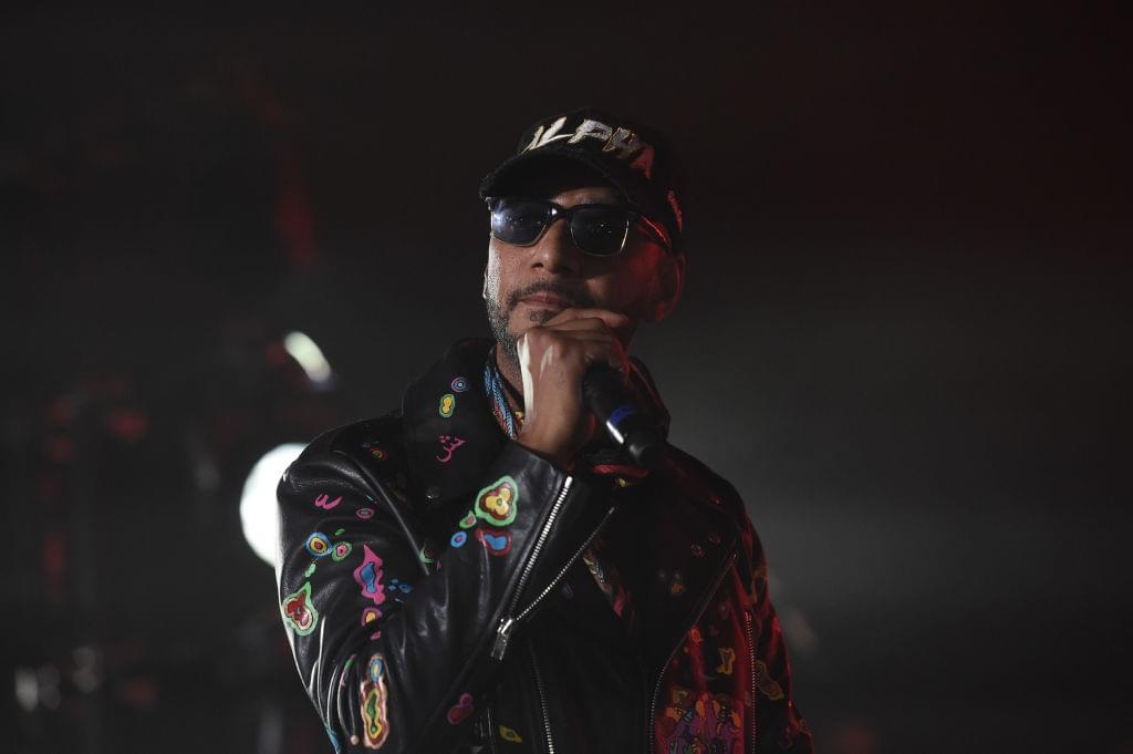"""Swizz Beatz Reveals Reason Why Nas, JAY-Z, Jadakiss & DMX Song Was Left Off """"Poison"""""""