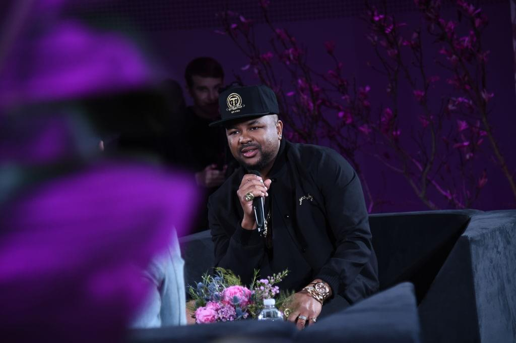 The-Dream Announces Release Date For Upcoming Albums