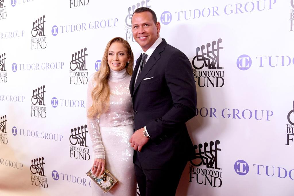 Jennifer Lopez Says She's Not Marrying Alex Rodriguez Soon