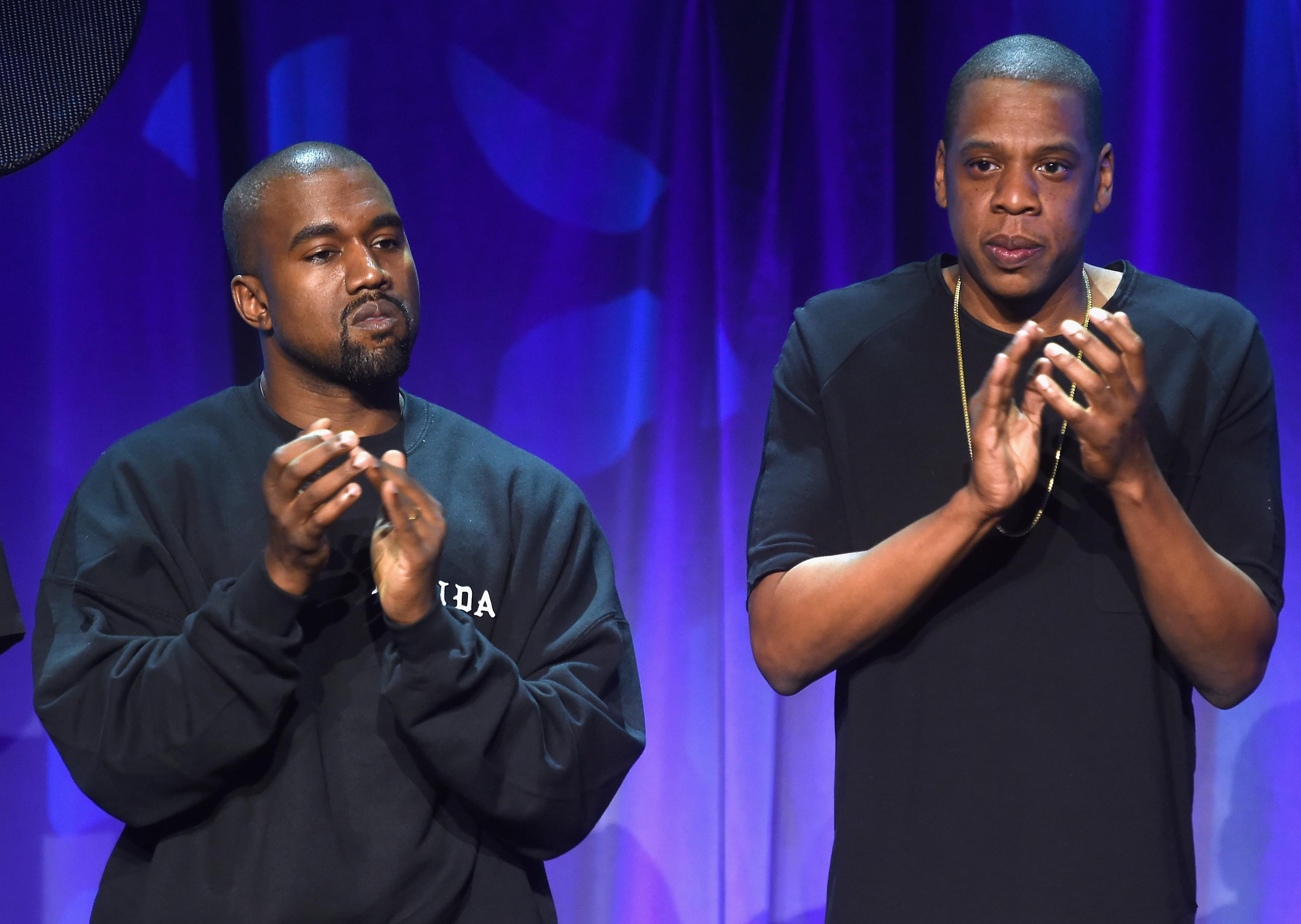 Jay-Z Disses Kanye West On New Meek Mill Album 'Championships'