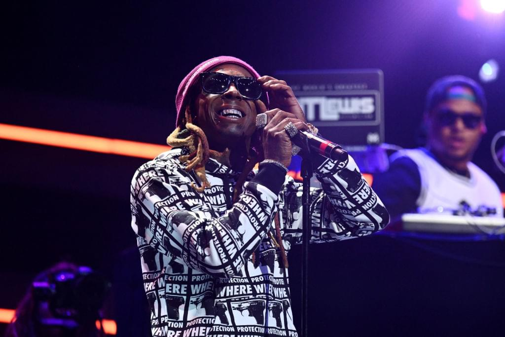 "Lil Wayne Announces Upcoming ""I Ain't Sh*t Without You"" Tour"