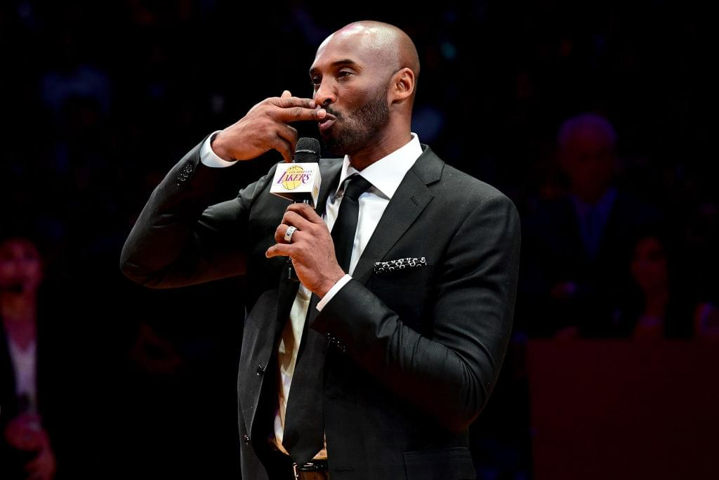 Kobe Bryant Says Lakers Will Be Champions Soon