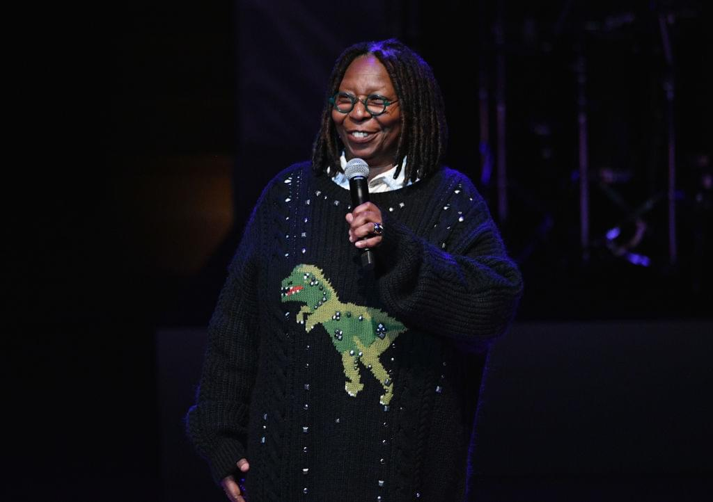 Whoopi Goldberg May Be New Host of 2019 Oscars After Kevin Hart Steps Down