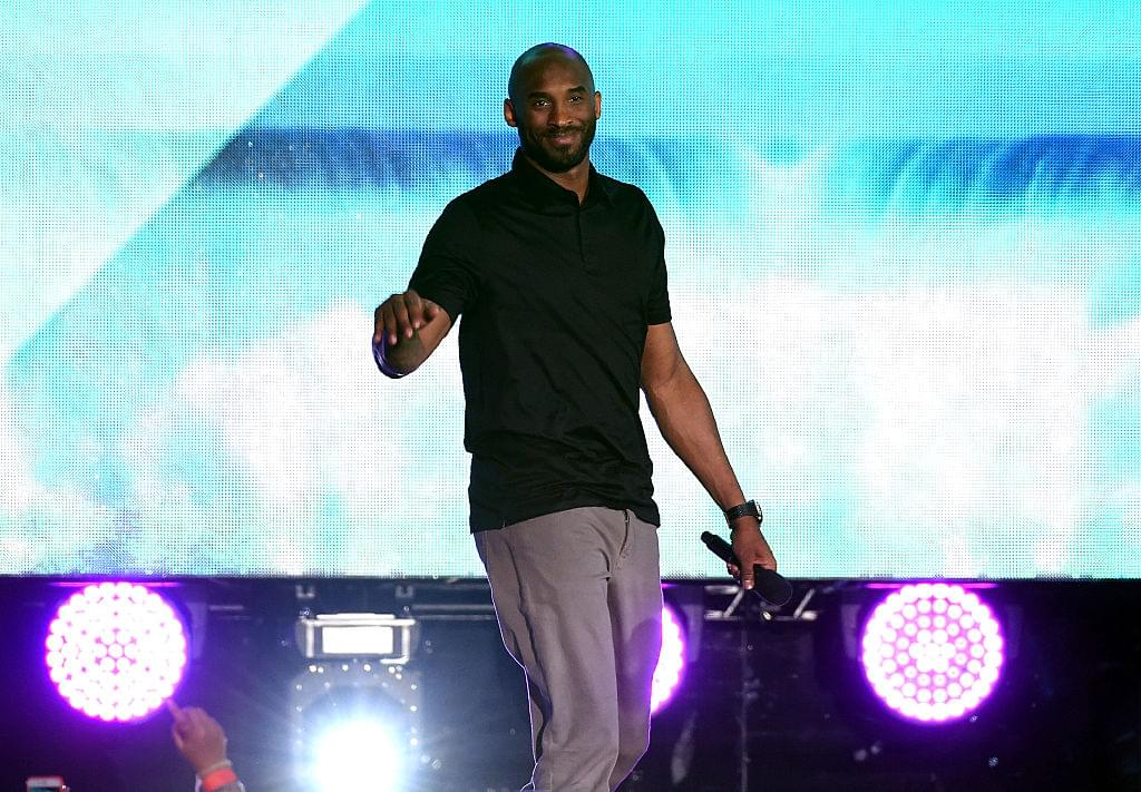 "Kobe Bryant Set To Drop Young Adult Book Collection ""The Wizenard Series"""