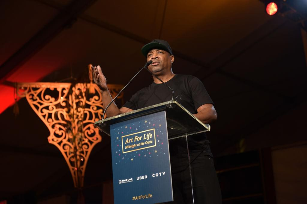 Chuck D Officially Named Universal Hip Hop Museum's Chairman Of Celebrity Board