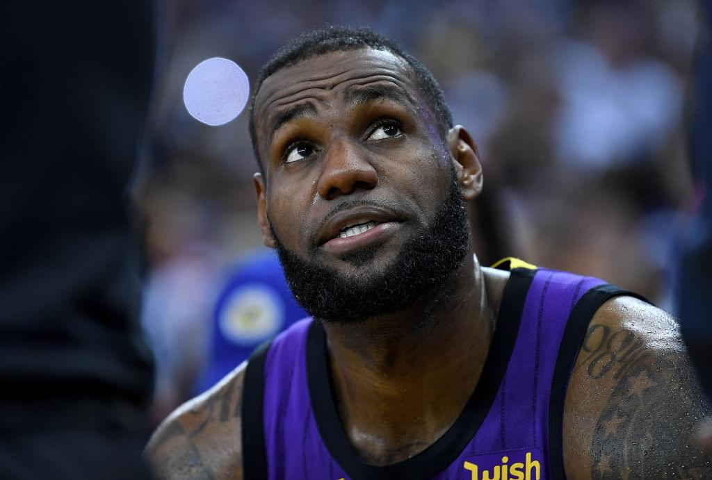 LeBron James Might Miss Several Games This Season