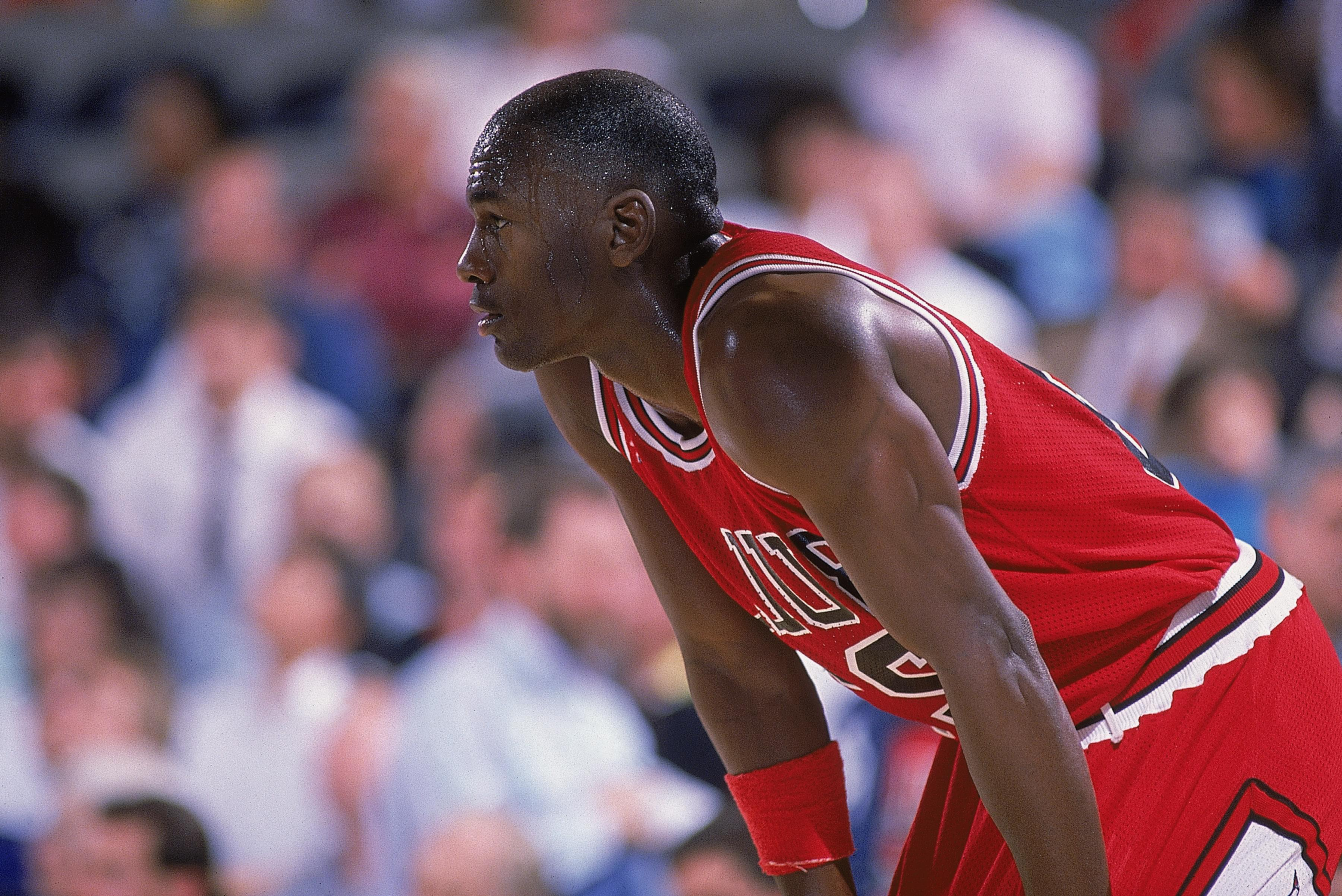 Michael Jordan Says He Does Not Want the GOAT Title