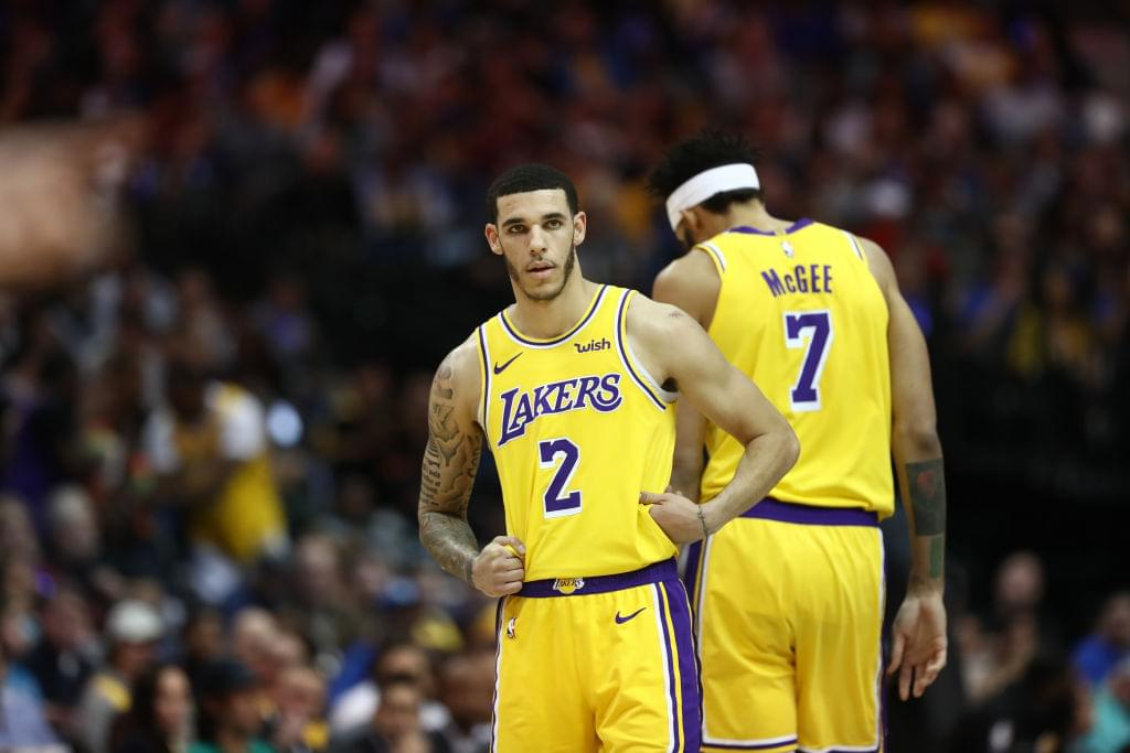 Lonzo Ball Hopes To Lead Lakers To Victory Without LeBron James