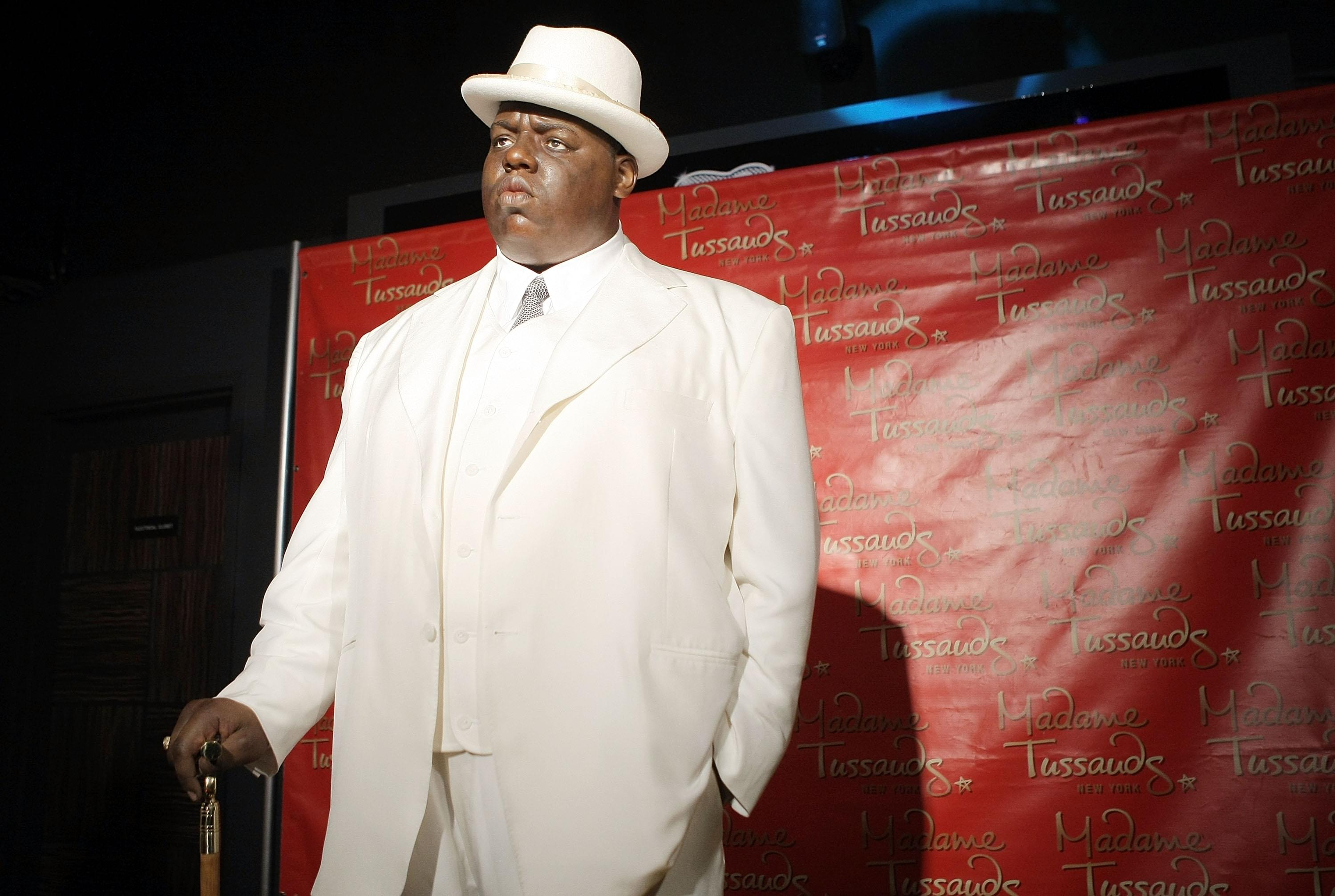 """Biggie's """"Hypnotize"""" Allegedly Targets Faith Evans Over Cheating Rumors"""