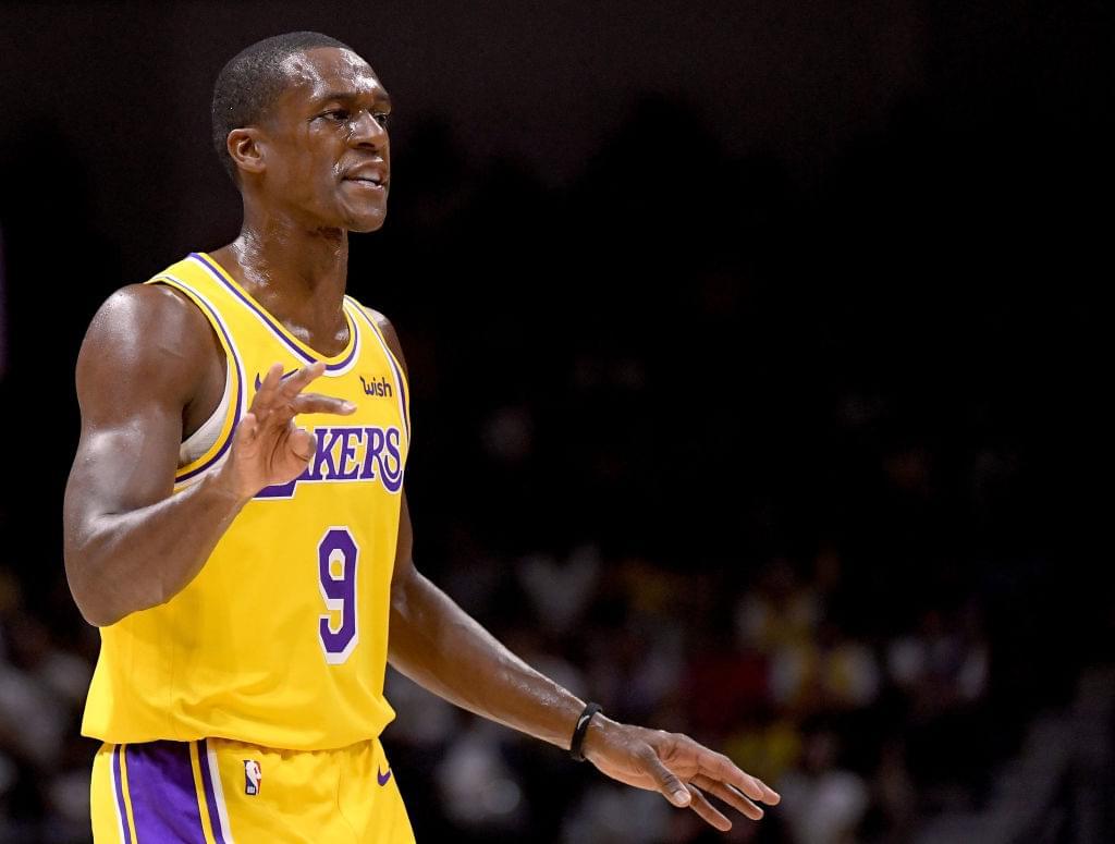 Rajon Rondo To Return To Lakers Thursday