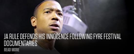 Ja Rule Defends His Innocence Following Fyre Festival Documentaries