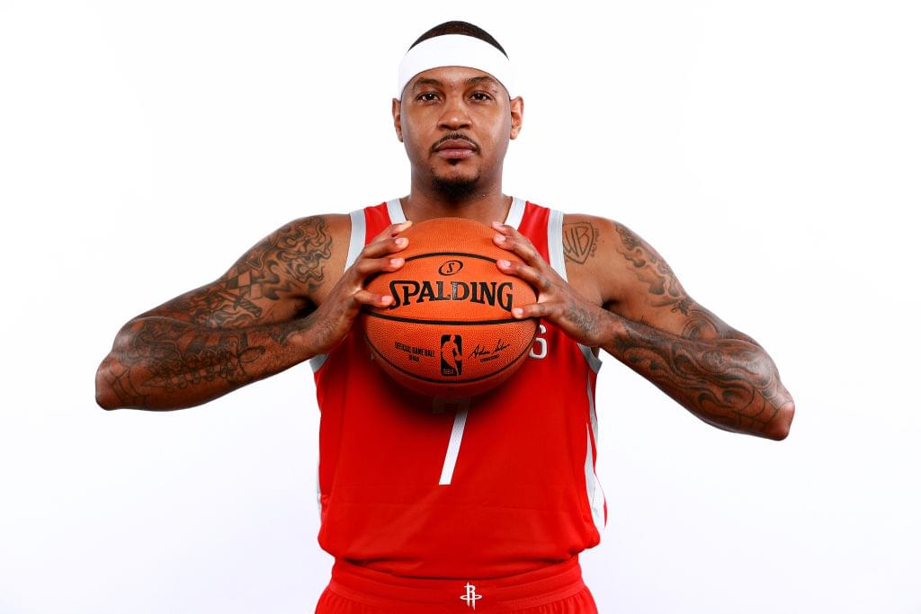 Lakers Are Favorites To Sign Carmelo Anthony
