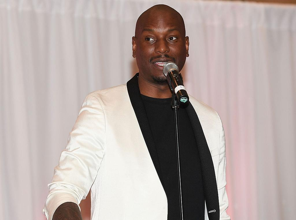 Tyrese is Heated His Ex-Wife Left Their Child With A Friend While On Vacation