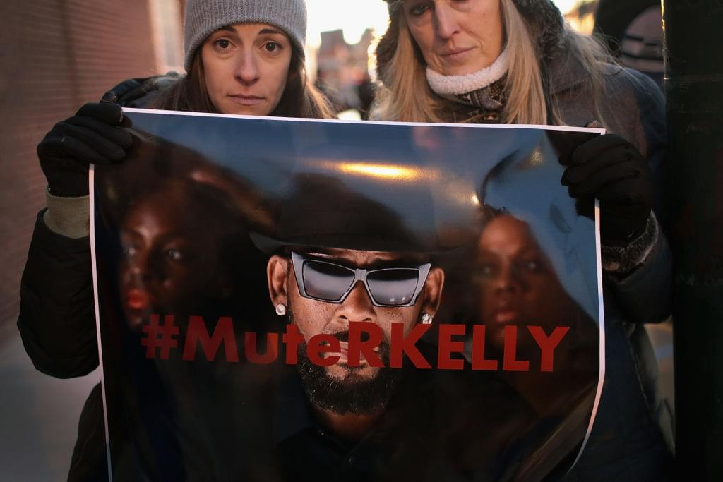 Philadelphia Permanently Bans R. Kelly