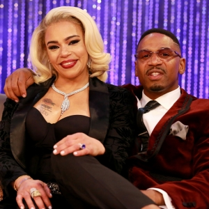 "Stevie J and Faith Evans Say They Have Sex More Than ""Three To Five Times A Day"""
