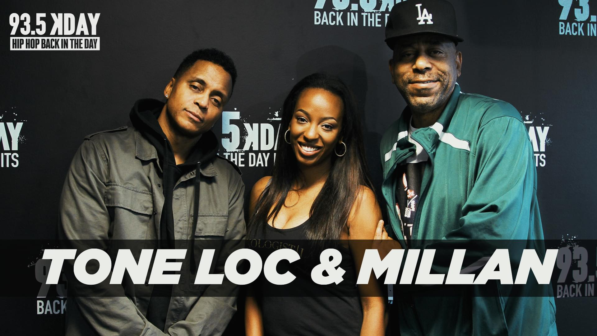 Tone Loc & Millan Talk Old Skool Spring Jam Including Coolio, Michel'le, Candy Man, & Melvin Riley