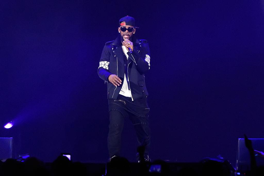 R. Kelly's World Tour Hasn't Been Cancelled Yet