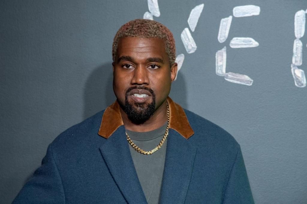 Kanye West Wants To Be Adidas' Creative Director