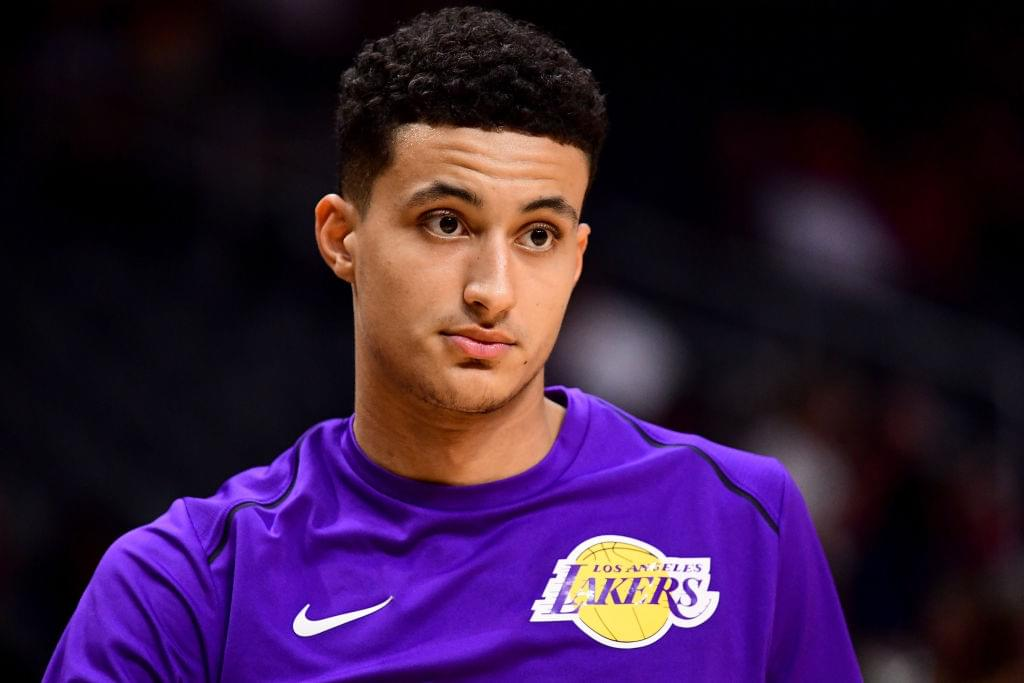 Kyle Kuzma May Miss Up to a Week Due to Injury