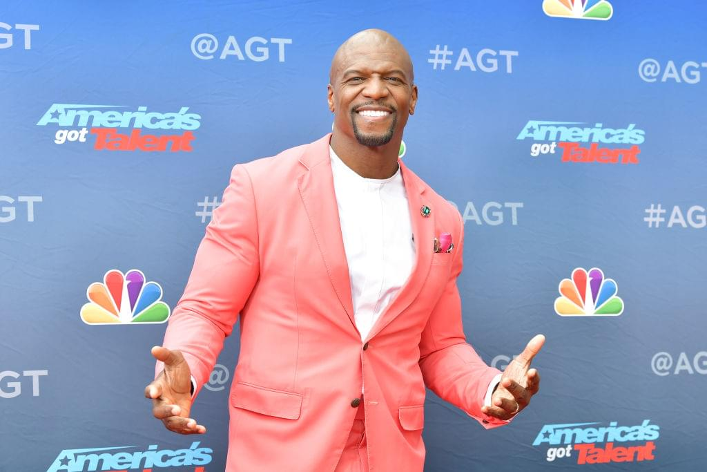 "Terry Crews Says He's Staying in Shape for a Possible ""White Chicks 2"" Movie"
