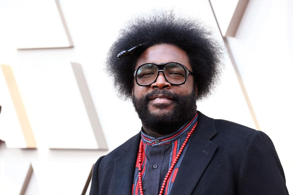 "Questlove Introduces Vegetarian ""Philly Cheesesteak"""