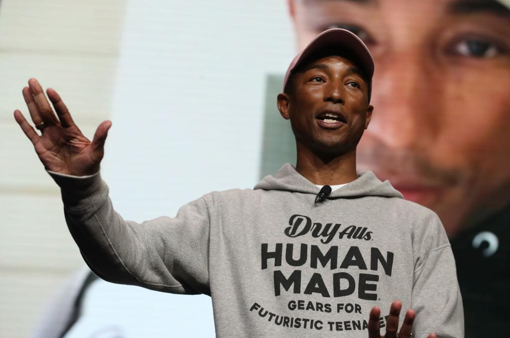 "Pharrell Williams Set To Drop New ""Chanel Pharrell"" Collaboration"