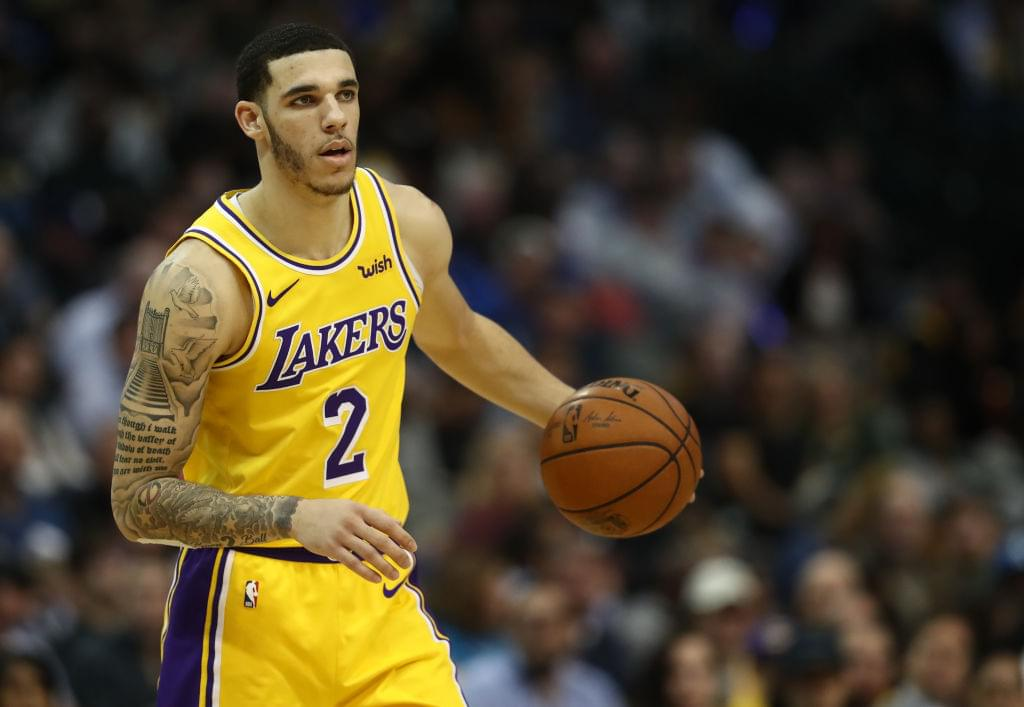 Lonzo Ball May Reportedly Be Leaving BBB For Nike