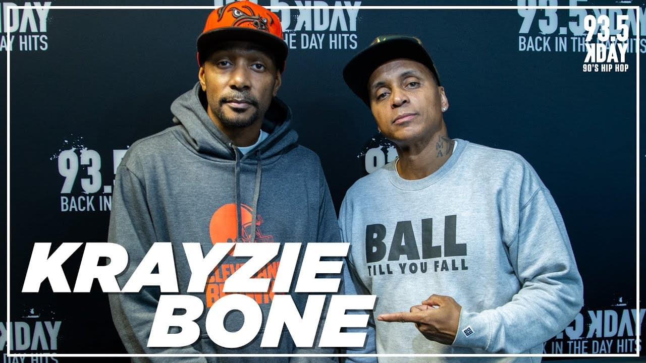Krayzie Bone On His Relationship W/ Eazy-E, Meaning Behind Hit Song 'Tha Crossroads', & More