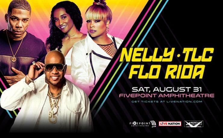 Nelly, TLC, Flo Rida