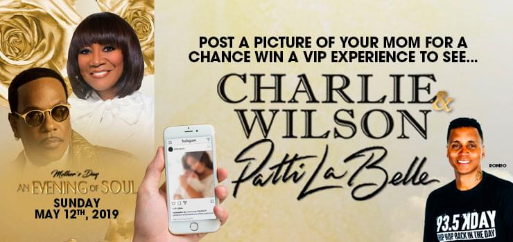 Enter to win Front Row Seats and Meet and Greet with Patti Labelle!!
