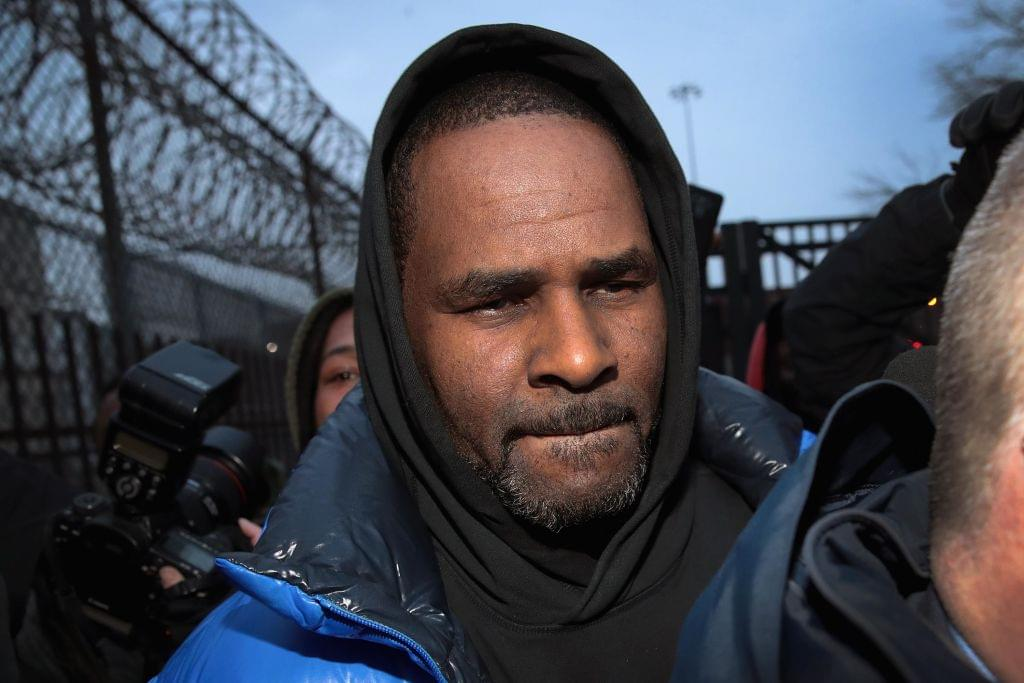 R. Kelly Performs For 28 Seconds For Fans Who Paid $100 Tickets