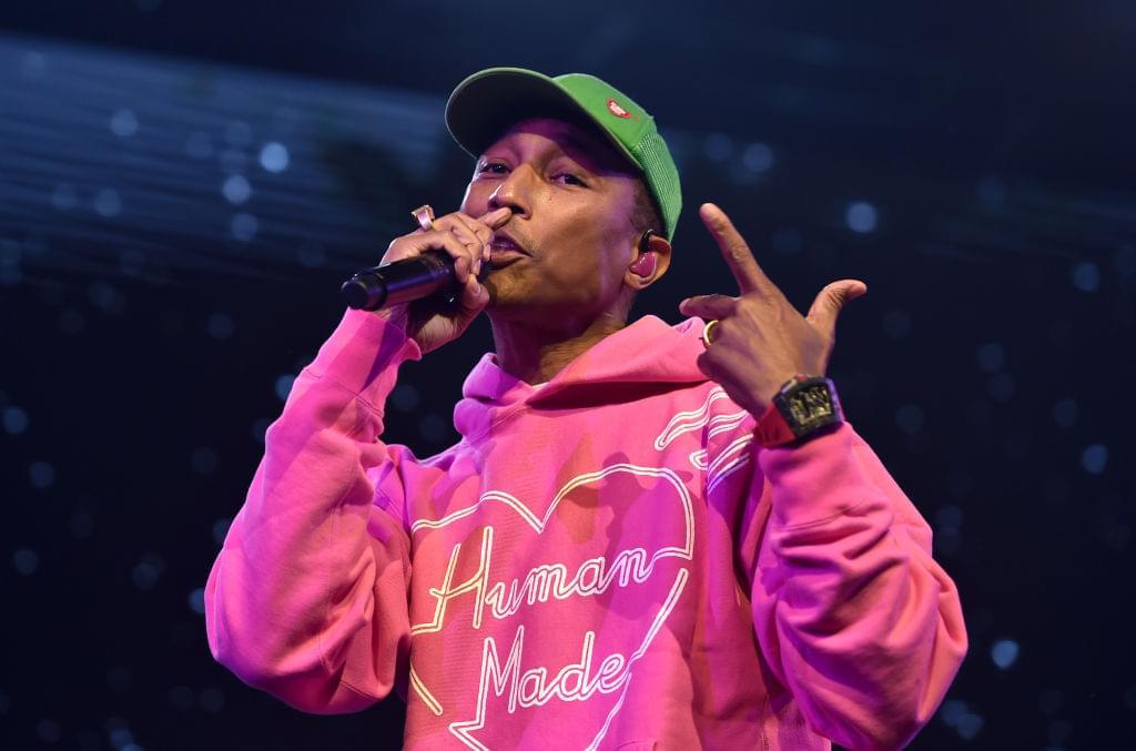 "Pharrell Williams & Gesaffelstein Premiere Video For ""Blast Off"" Following Coachella Performance"