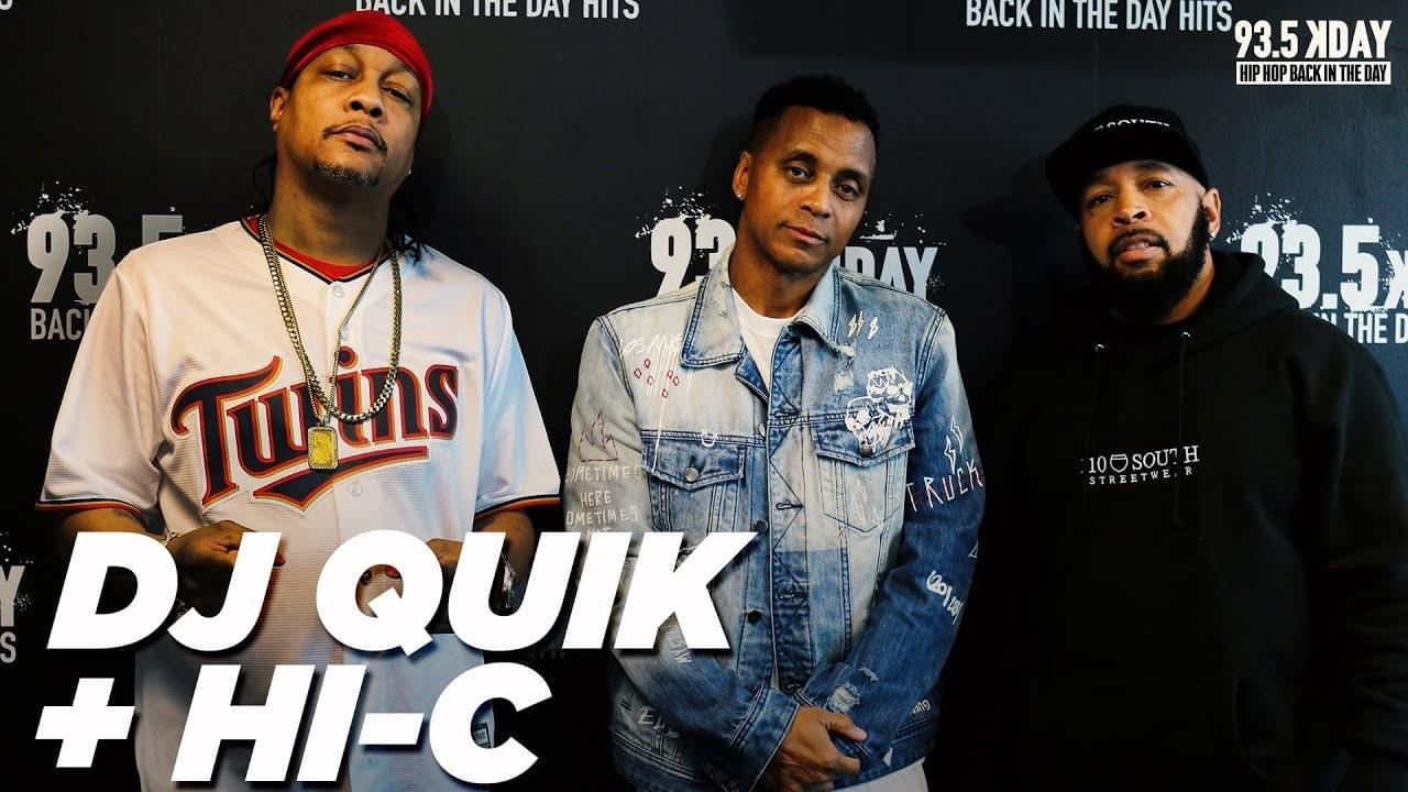 DJ Quik & Hi-C on Krush Groove 2019 & The Late Nipsey Hussle