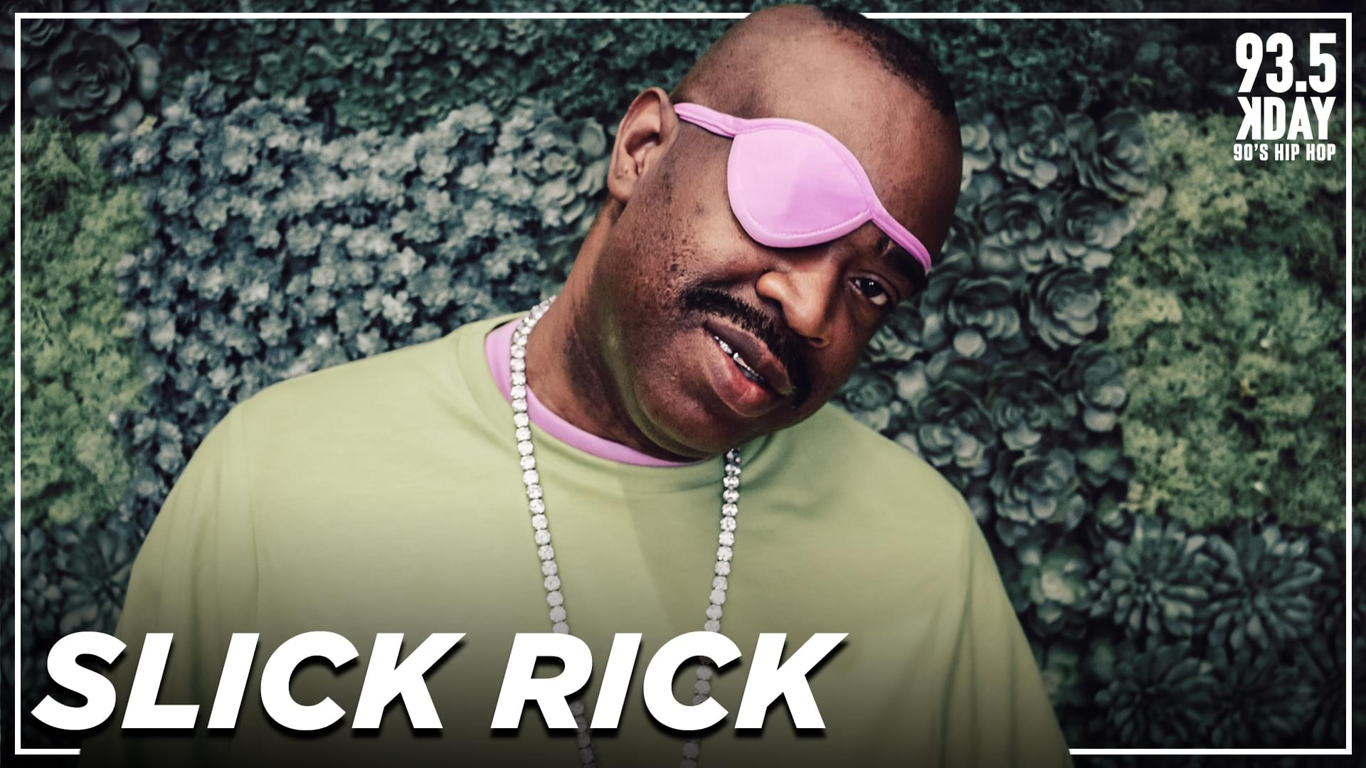 Slick Rick On